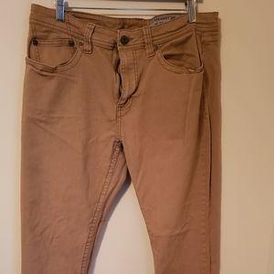 Mens FADED GLORY Khaki Pants Size 36x30